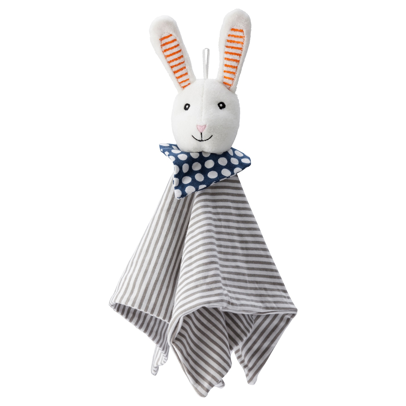 IKEA LEKA comfort blanket with soft toy