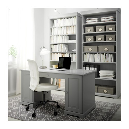 liatorp bookcase grey 96x214 cm ikea. Black Bedroom Furniture Sets. Home Design Ideas