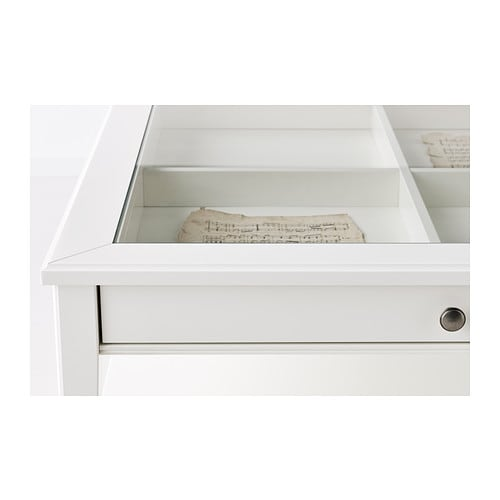 Liatorp coffee table white glass 93x93 cm ikea - Table basse blanc ikea ...