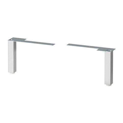 lill 197 ngen leg stainless steel 16 17 cm ikea