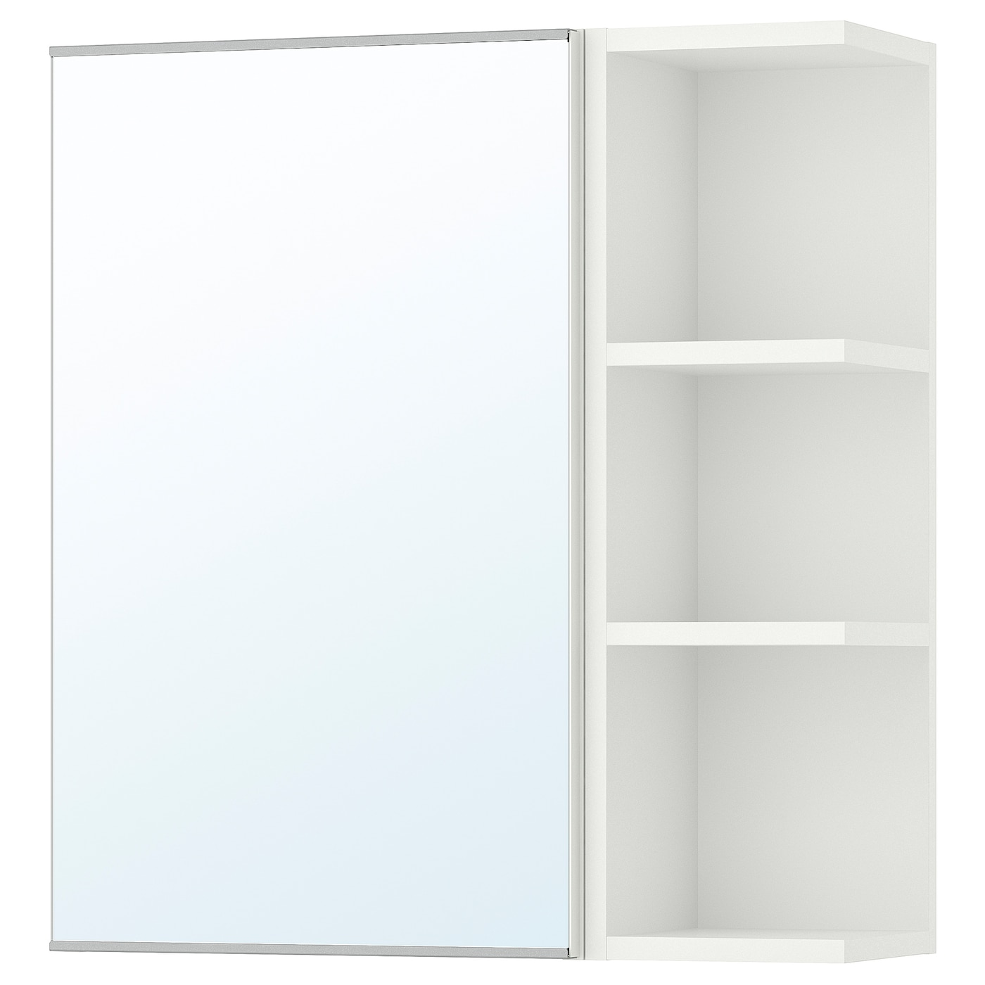 IKEA LILLÅNGEN mirror cabinet 1 door/1 end unit