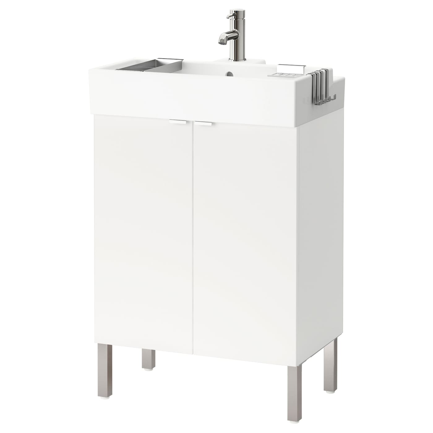 IKEA LILLÅNGEN washbasin cabinet with 2 doors