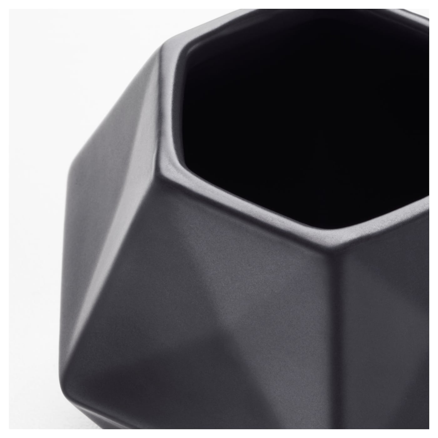 Livslng vase grey 8 cm ikea ikea livslng vase the unique shape makes the vase beautiful both with and without flowers reviewsmspy