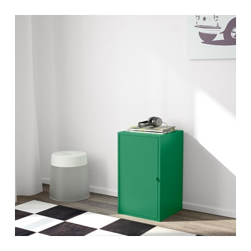 LIXHULT Cabinet Metalgreen 35×60 cm  IKEA -> Casier Metal Ikea