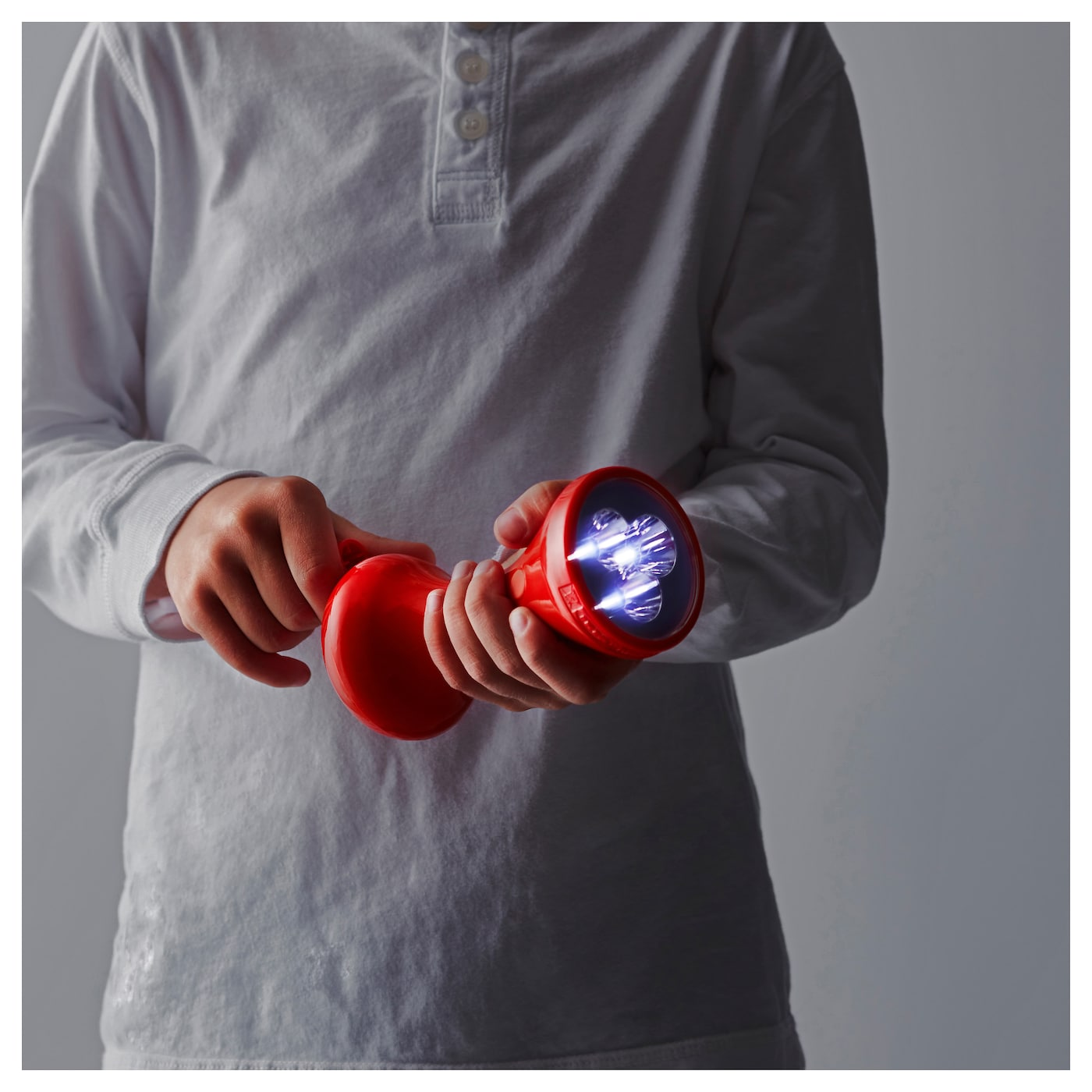 IKEA LJUSA LED torch, hand-driven