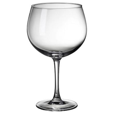 LJUSKRAFTIG Cocktail glass, clear glass, 70 cl