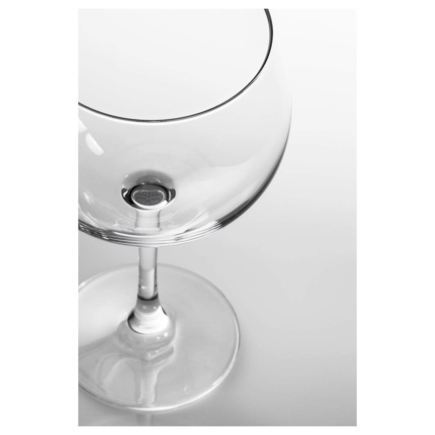 IKEA LJUSKRAFTIG cocktail glass