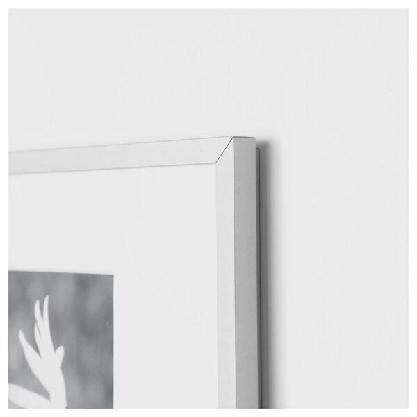 LOMVIKEN frame aluminium 21 cm 30 cm 13 cm 18 cm 12 cm 17 cm 21.5 cm 30.5 cm