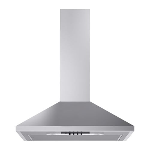 IKEA LUFTIG wall mounted extractor hood