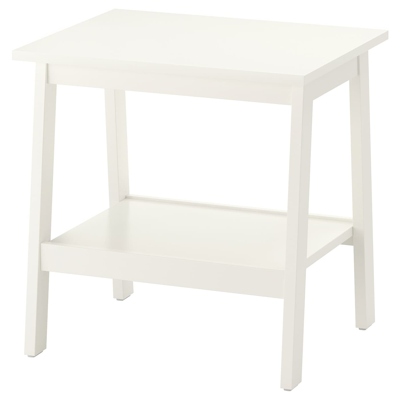 IKEA LUNNARP side table Neutral design that is easy to combine and complement.
