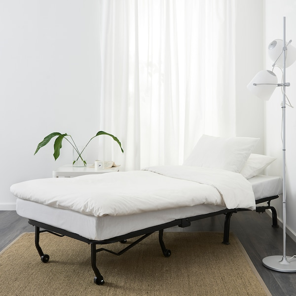 LYCKSELE HÅVET Chair-bed, Vallarum grey