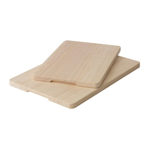 IKEA MAGASIN chopping board, set of 2