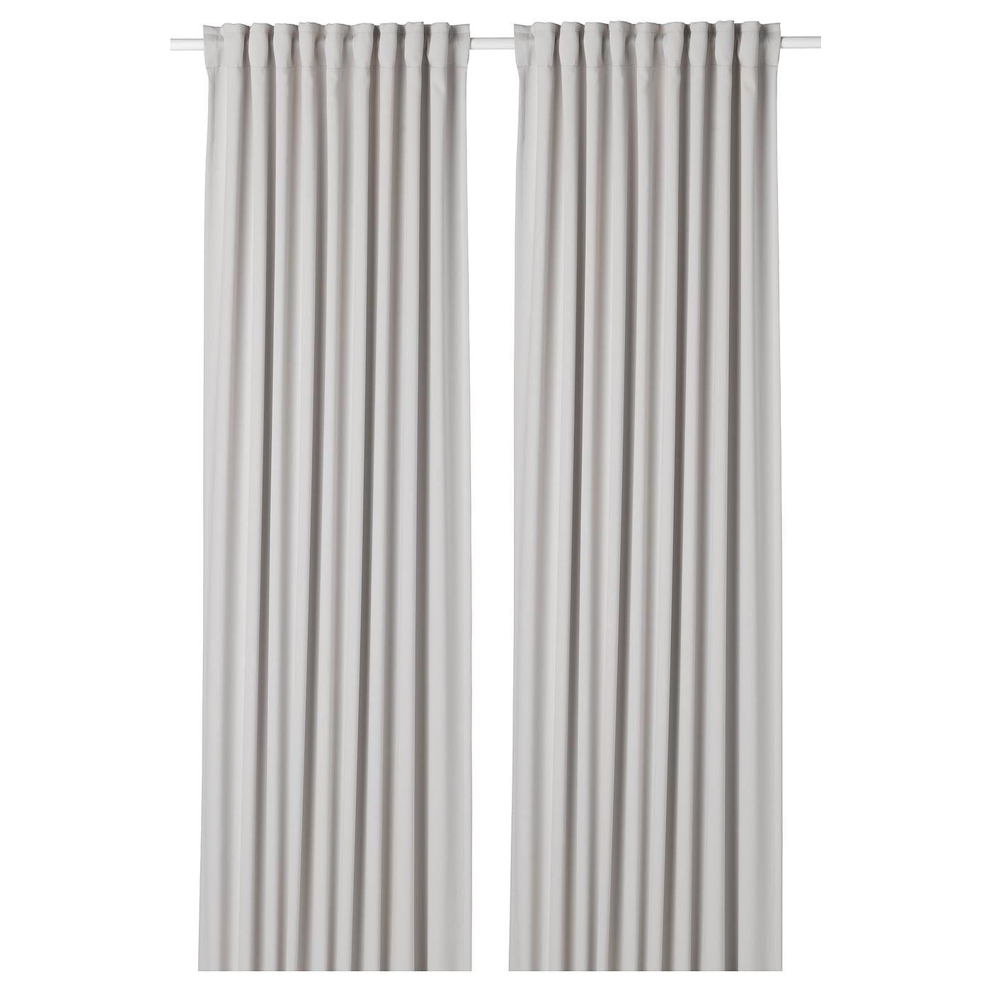 IKEA MAJGULL room darkening curtains, 1 pair