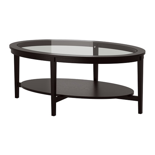 IKEA MALMSTA coffee table Veneered surface; gives the table a natural look and feel.