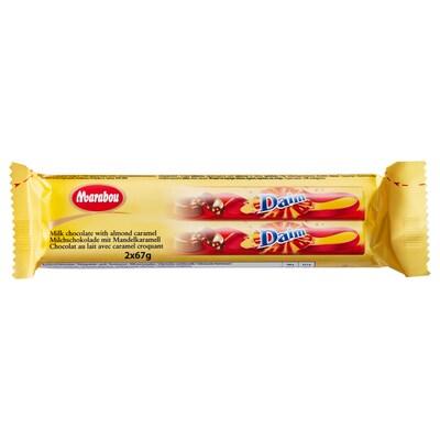 MARABOU Daim chocolate roll