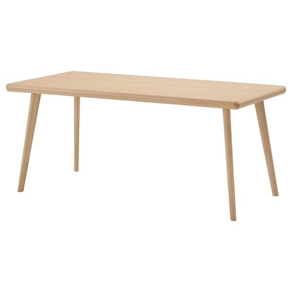MARKERAD Table, beech/birch, 170x75 cm