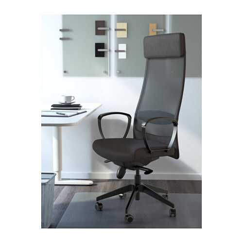 IKEA MARKUS swivel chair 10 year guarantee. Read about the terms in the guarantee brochure.