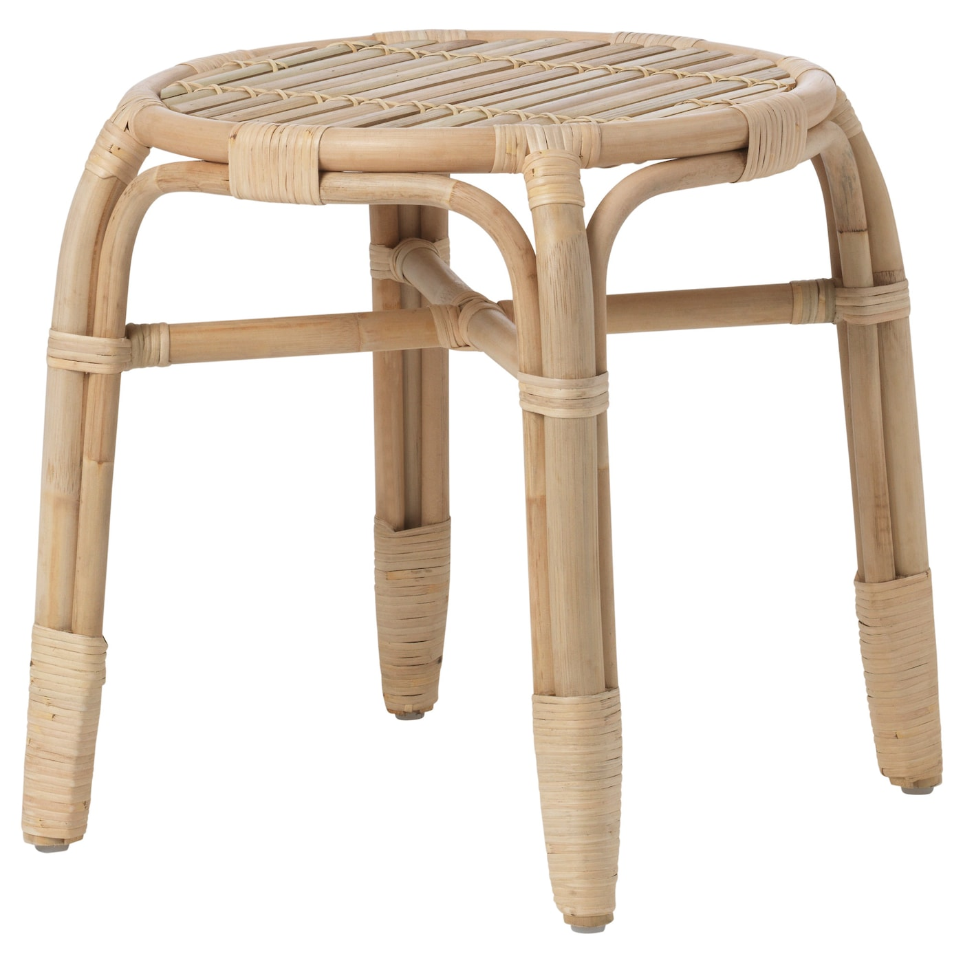 IKEA MASTHOLMEN side table Handmade by skilled craftspeople, which makes every product unique.