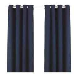 Ikea window dressing ireland - Ikea rideaux velours ...