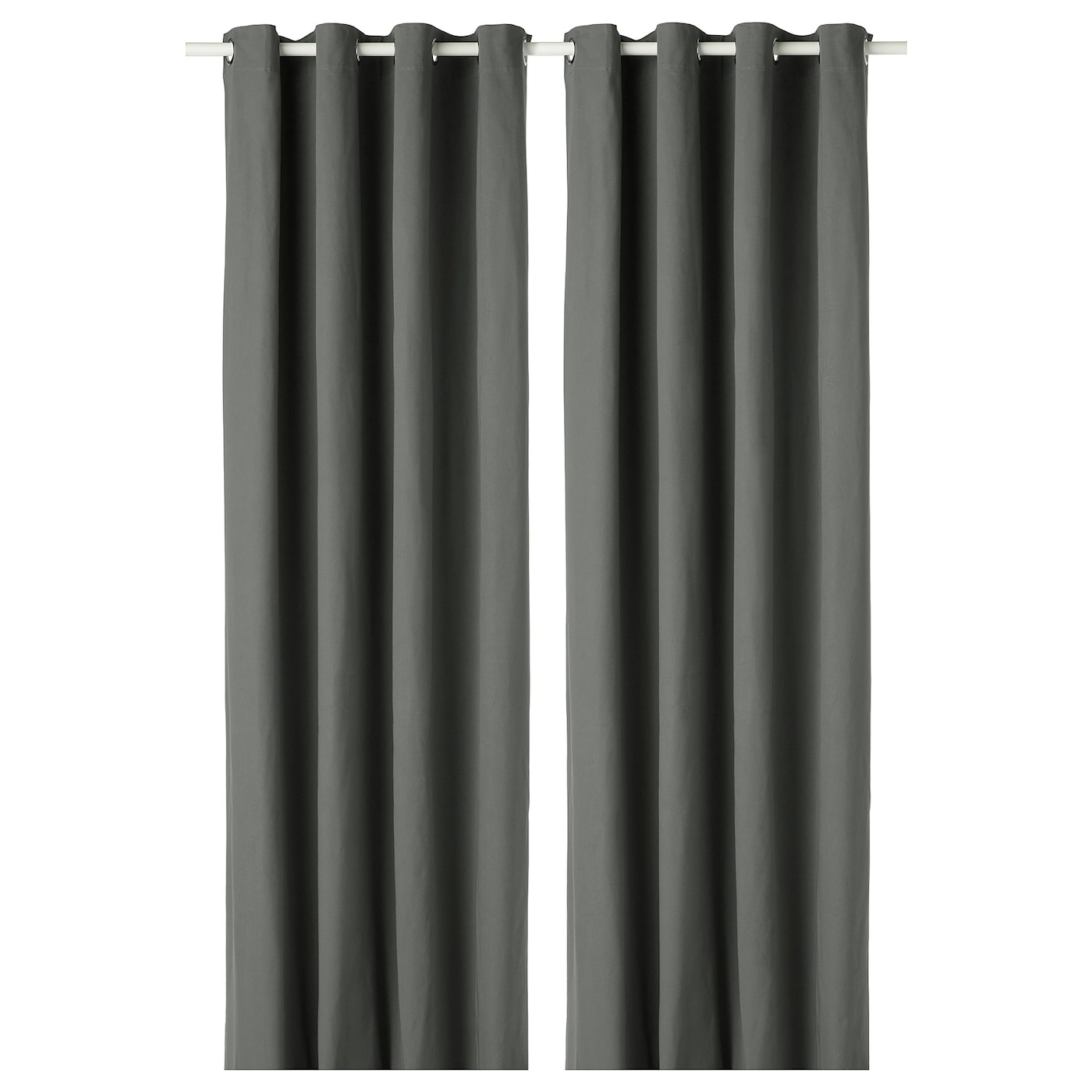 IKEA MERETE room darkening curtains, 1 pair