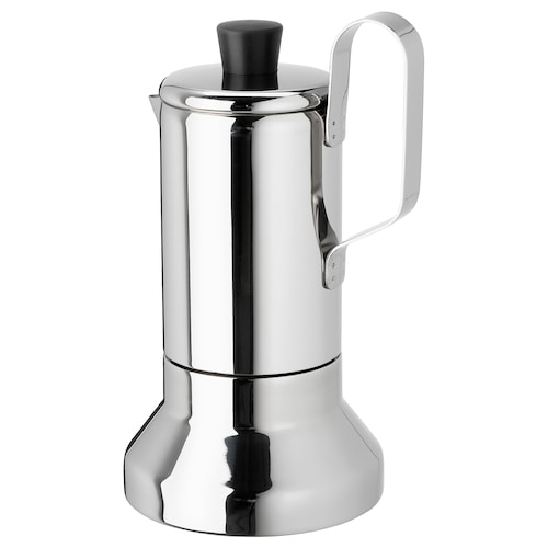IKEA METALLISK Espresso maker for hob