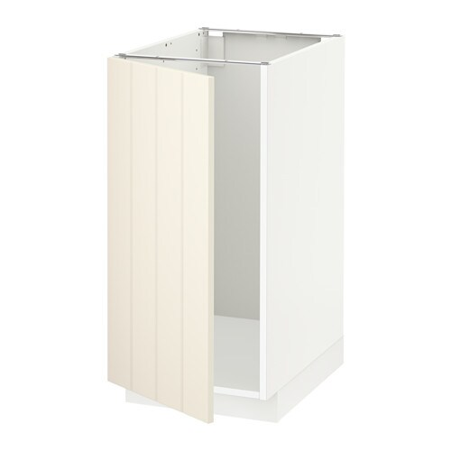 IKEA METOD base cab f sink/waste sorting You can choose to mount the door on the right or left side.