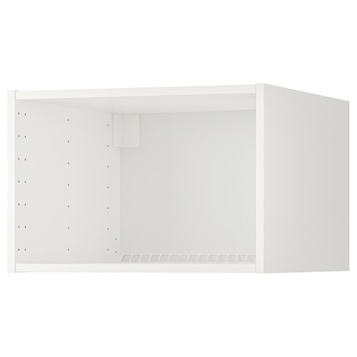 IKEA METOD Fridge/freezer top cabinet frame