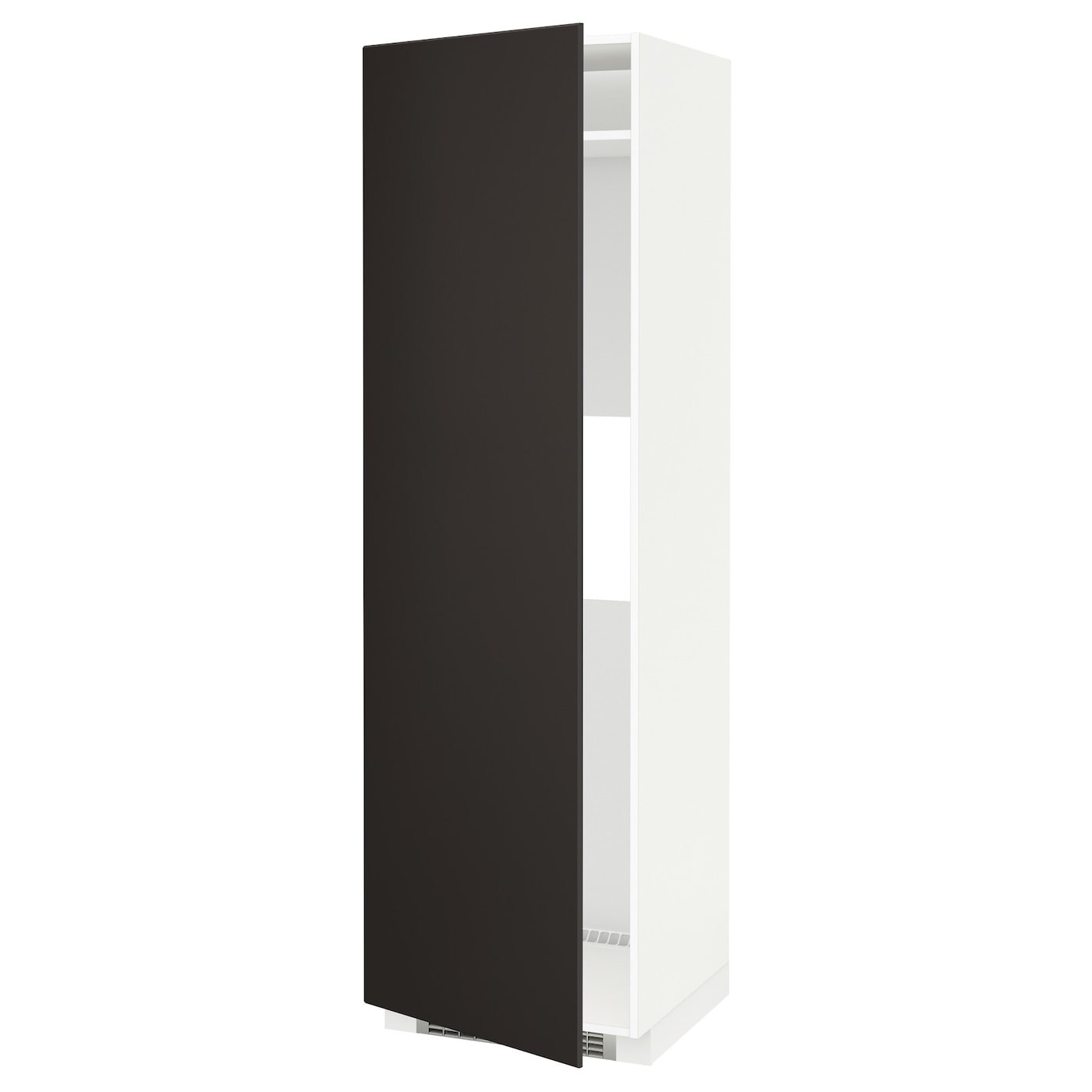 IKEA METOD high cab f fridge or freezer w door Sturdy frame construction, 18 mm thick.