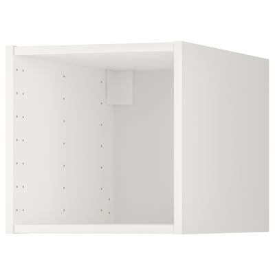 METOD Top cabinet, white, 40x60x40 cm
