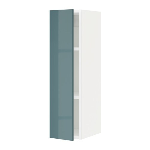 METOD Wall cabinet with shelves Whitekallarp grey  : metod wall cabinet with shelves white kallarp grey turquoise0424591pe580526s4 from www.ikea.com size 500 x 500 jpeg 9kB