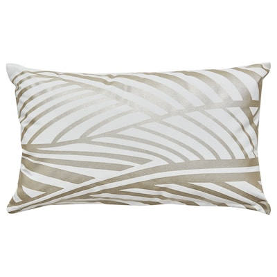 MIASARA cushion gold-colour 50 cm 30 cm 250 g 260 g