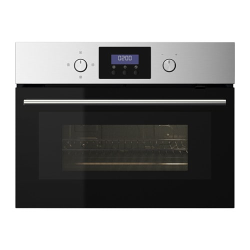 IKEA MIRAKULÖS microwave oven 5 year guarantee. Read about the terms in the guarantee brochure.