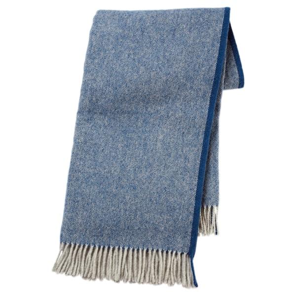 MOALIE throw blue 200 cm 150 cm