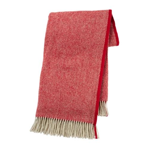 Moalie Throw Red 150 X 200 Cm Ikea