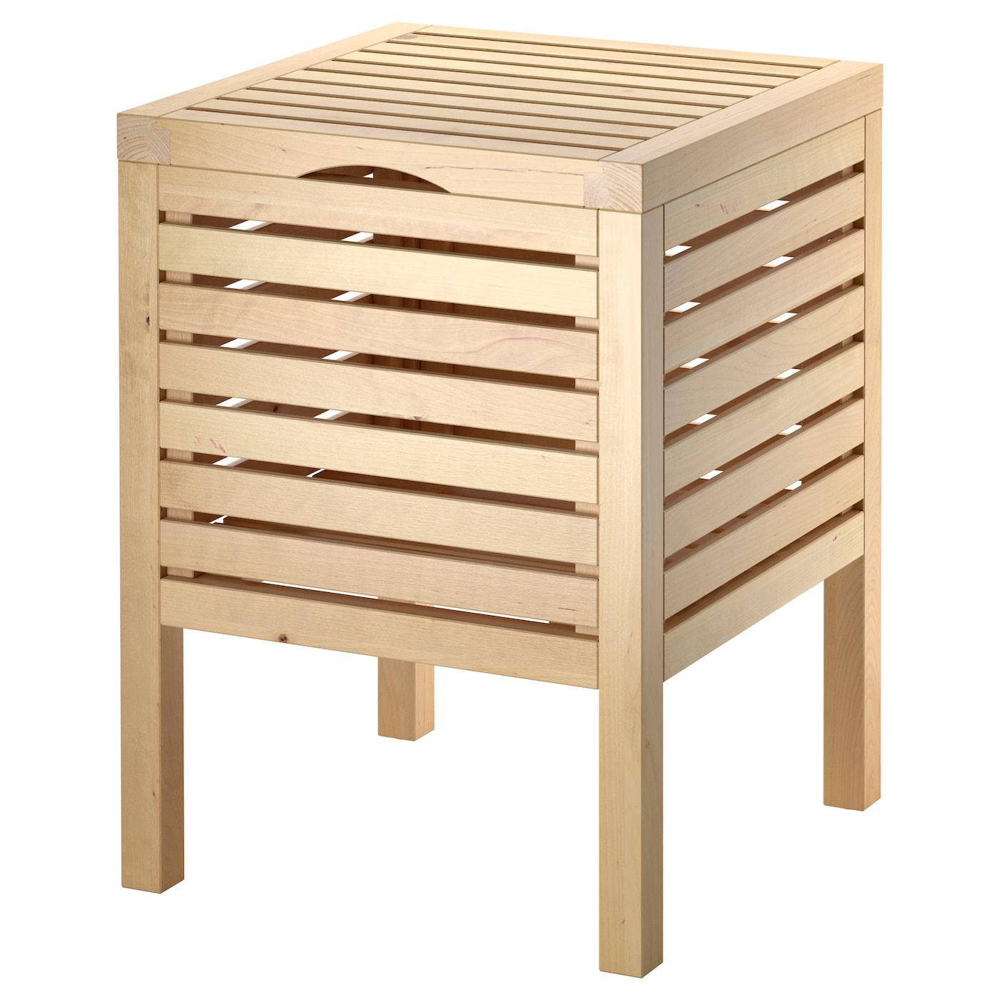 IKEA MOLGER Storage Stool