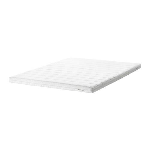 moshult foam mattress firm white standard double ikea. Black Bedroom Furniture Sets. Home Design Ideas
