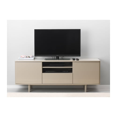 MOSTORP TV Bench Beige 159x46 Cm IKEA