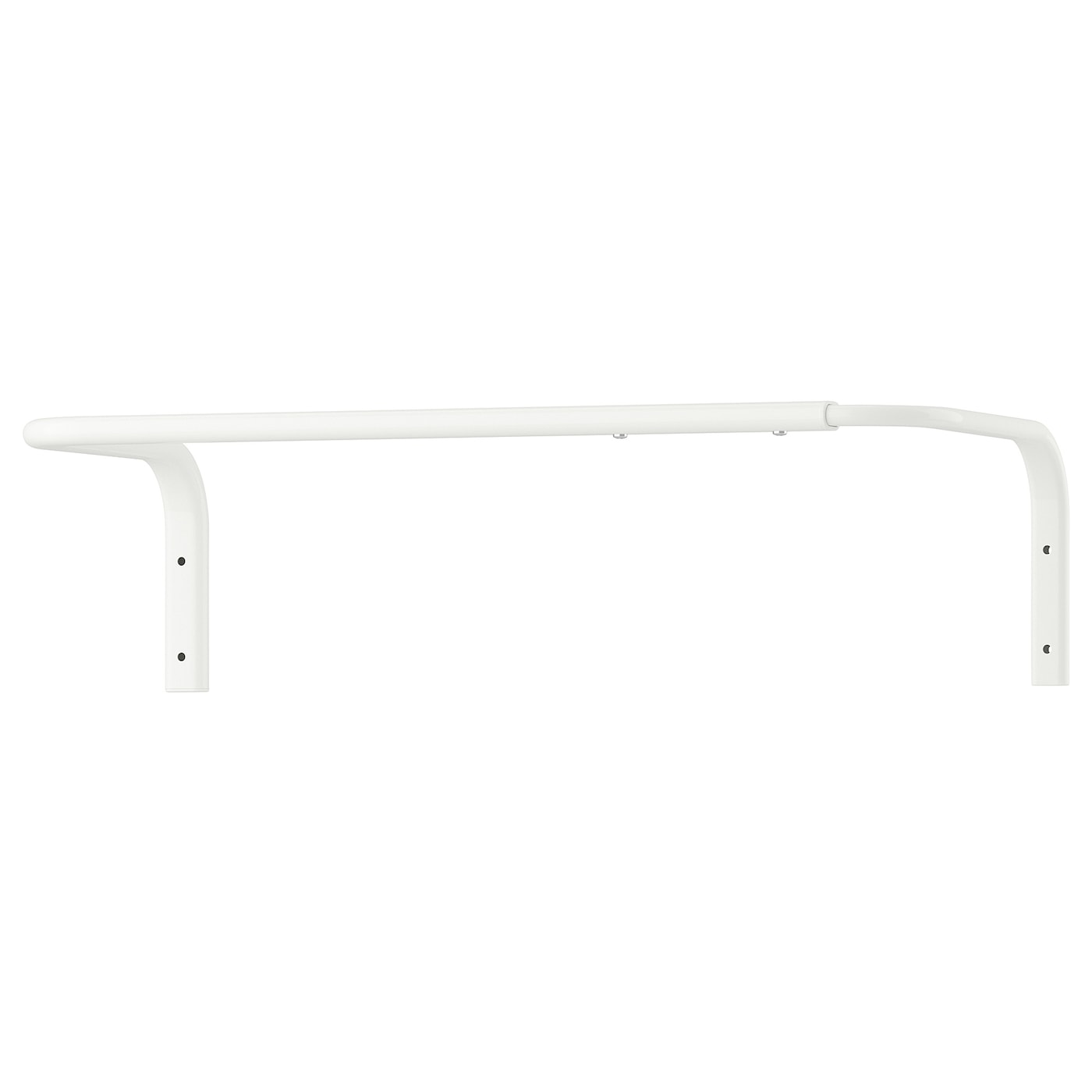 IKEA MULIG clothes bar The width can be adjusted to suit your needs.