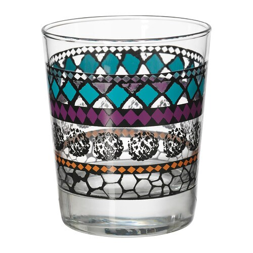 IKEA MURKLA glass