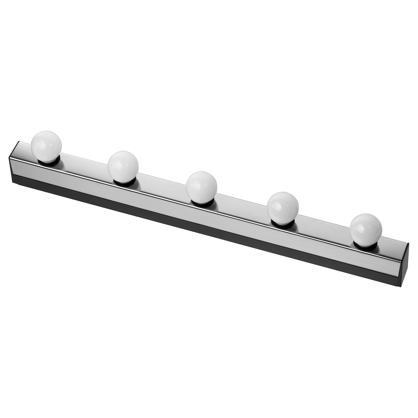IKEA MUSIK wall lamp, wired-in installation You can hang it horizontally or vertically.