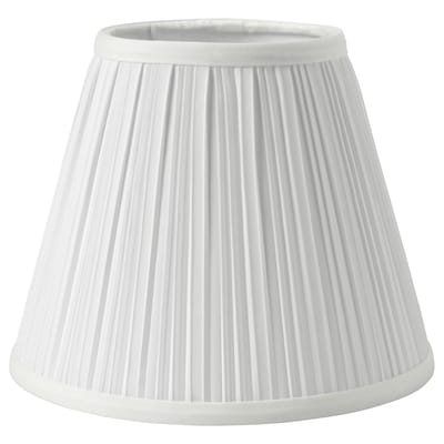MYRHULT Lamp shade, white, 19 cm