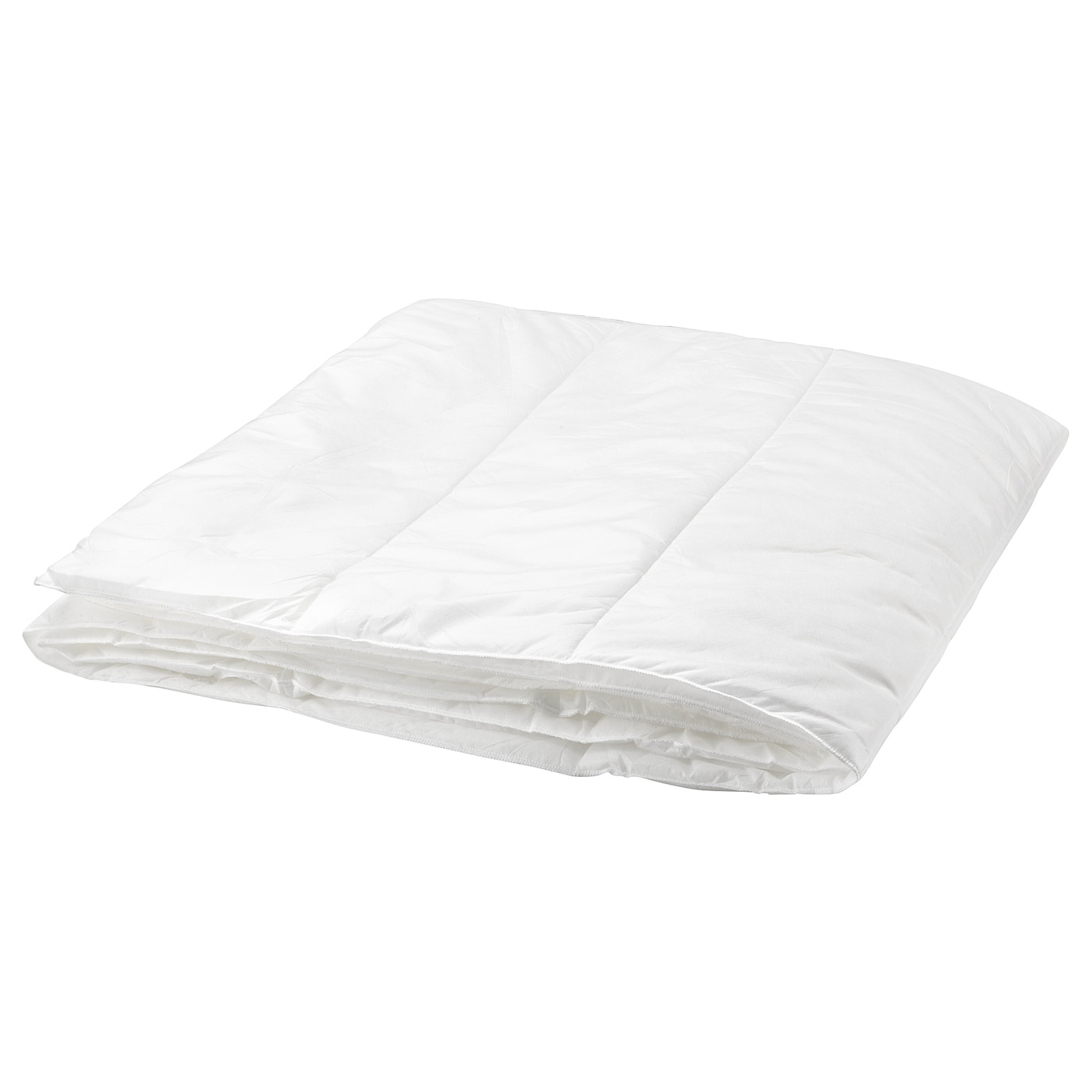 IKEA MYSKGRÄS duvet, 4 TOG A cool quilt with polypropylene fabric and polyester filling.