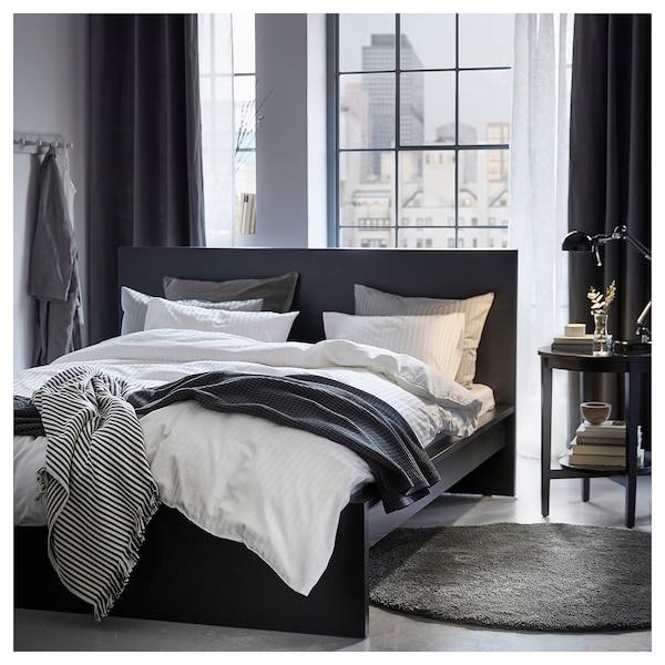 NATTJASMIN quilt cover and 2 pillowcases white 310 /inch² 2 pack 200 cm 200 cm 50 cm 80 cm