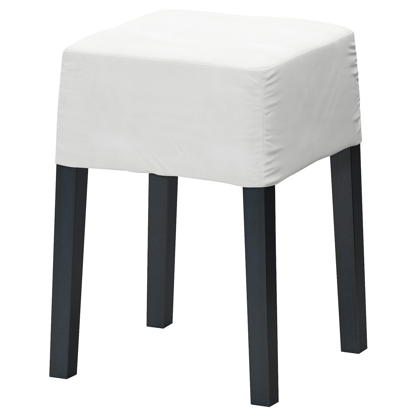 IKEA NILS stool frame The padded seat means you sit comfortably.
