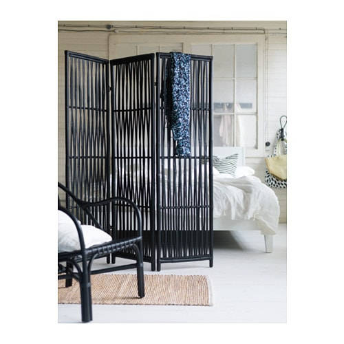 ikea nipprig 2015 room divider folding saves space when not in use