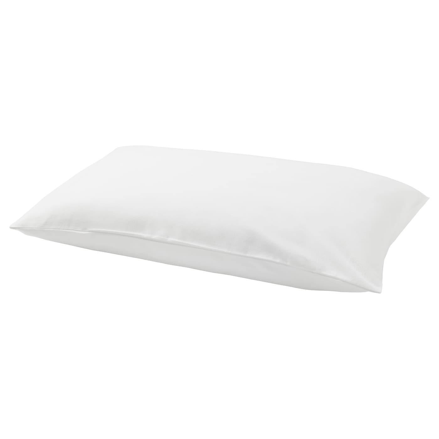 IKEA NORDRUTA pillowcase Pure cotton that feels soft and nice against your skin.