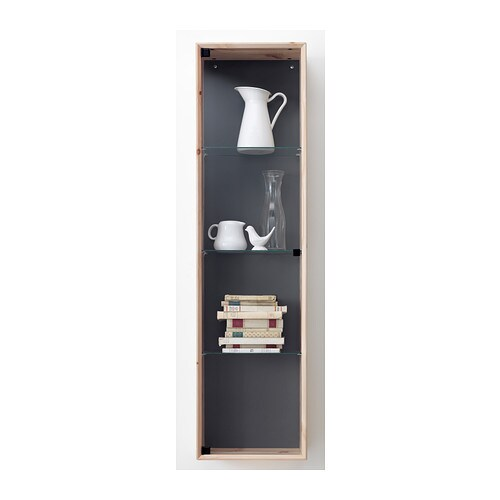 Glas vitrine in ikea katalog for Ikea glass door wall cabinet
