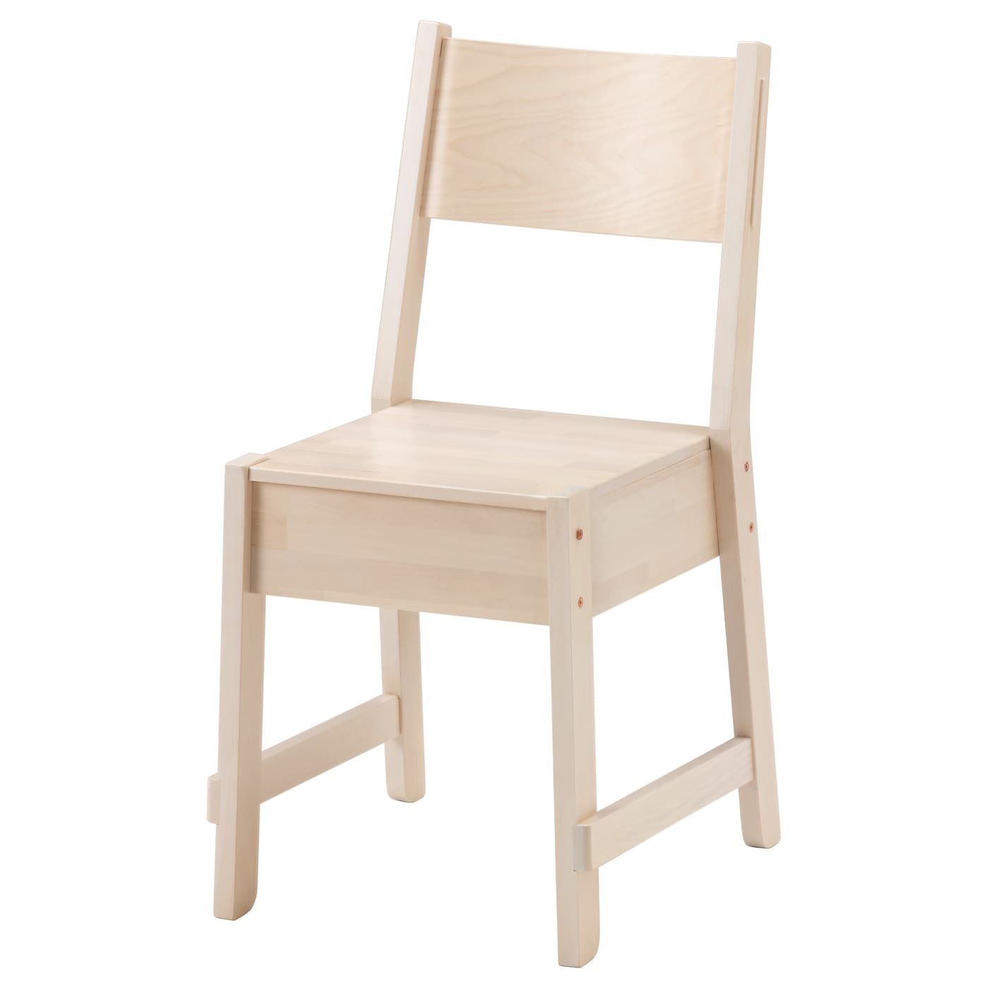 IKEA NORRÅKER chair Durable and hard-wearing; meets the requirements on furniture for public use.