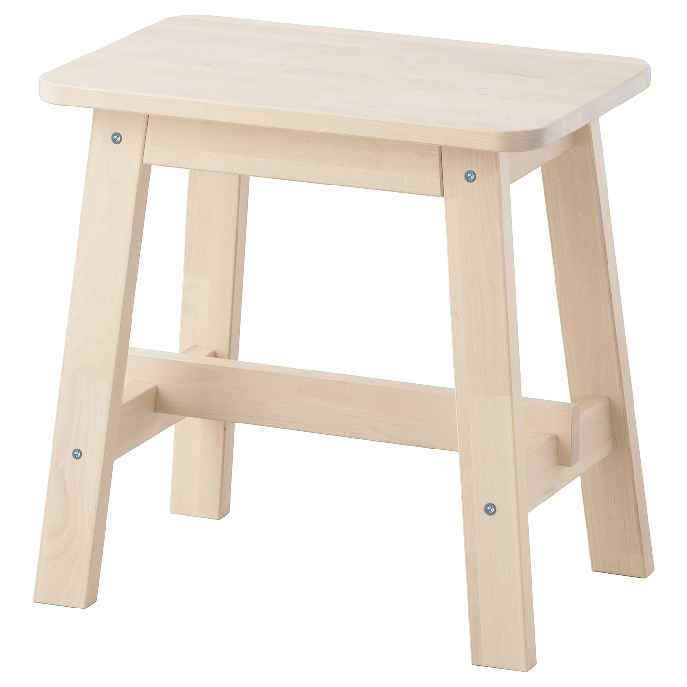 IKEA NORRÅKER stool Durable and hard-wearing; meets the requirements on furniture for public use.