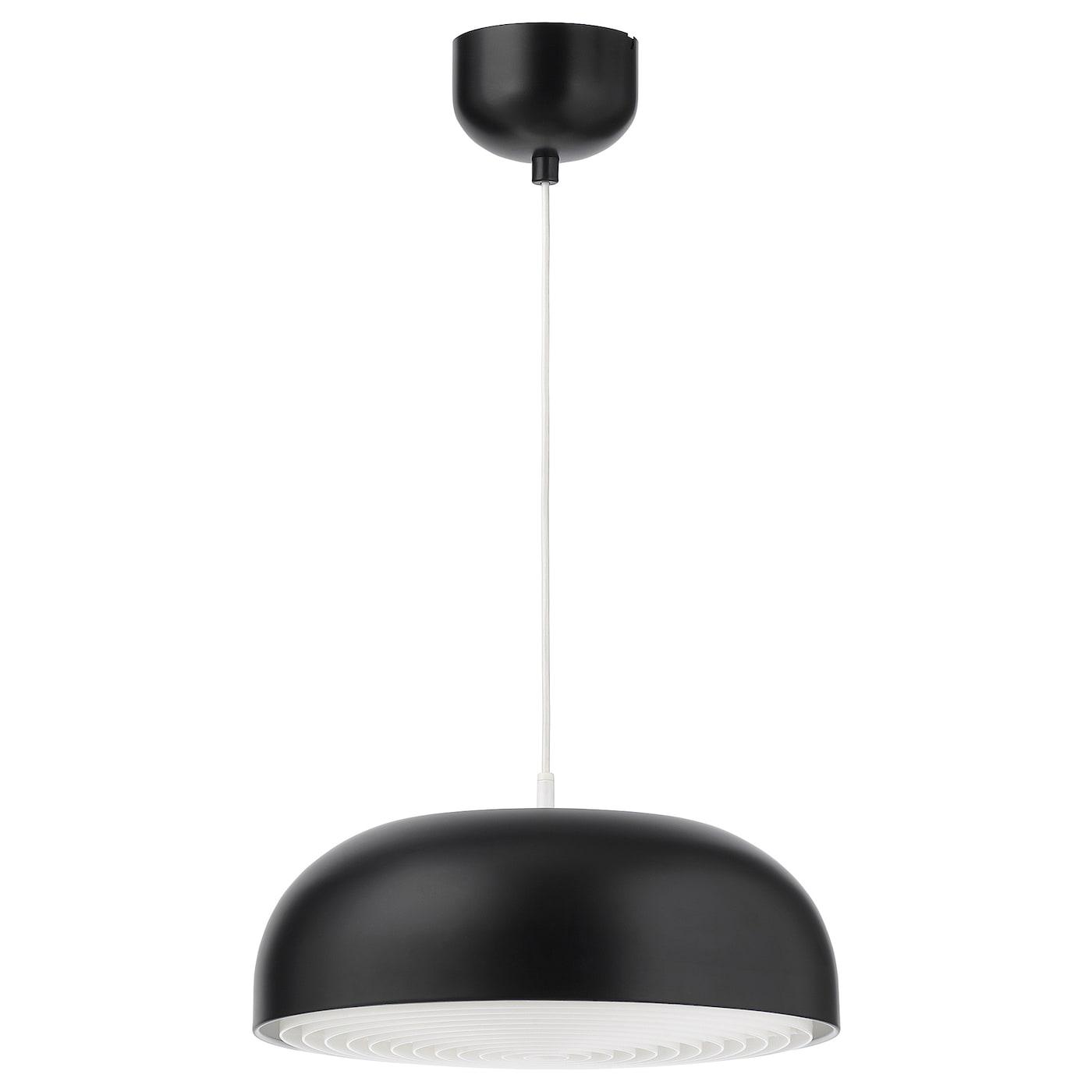 Nym 197 Ne Pendant Lamp Anthracite Ikea
